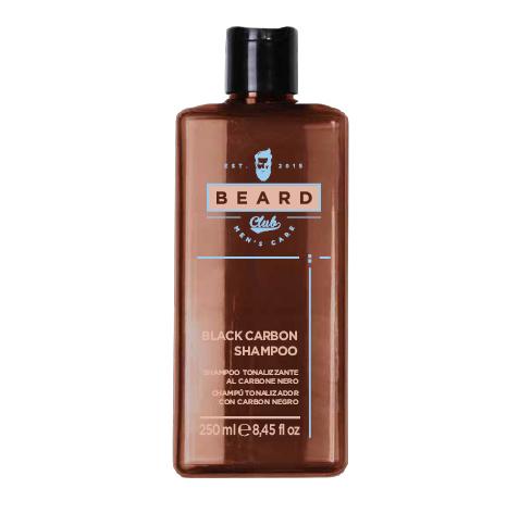 Beard Club Black Carbon Shampoo - šampón na šedivé vlasy s čiernym uhlím 38ec3b4eb51