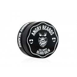 Angry Beards - Beard Balm Carl Smooth - Balzam na bradu