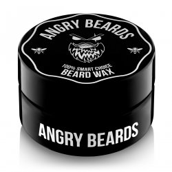 Angry Beards - Beard Wax - Vosk na bradu, 30ml