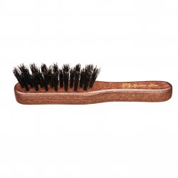 Barber Line Wooden Small Brush Nereo 06072 - kefa na bradu